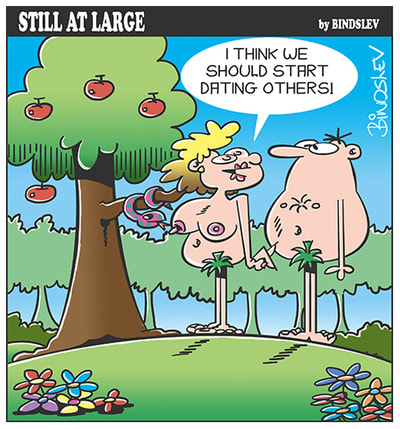 Adam and Eve dating